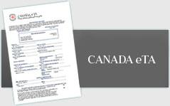 eTA Canada, Visto per il Canada