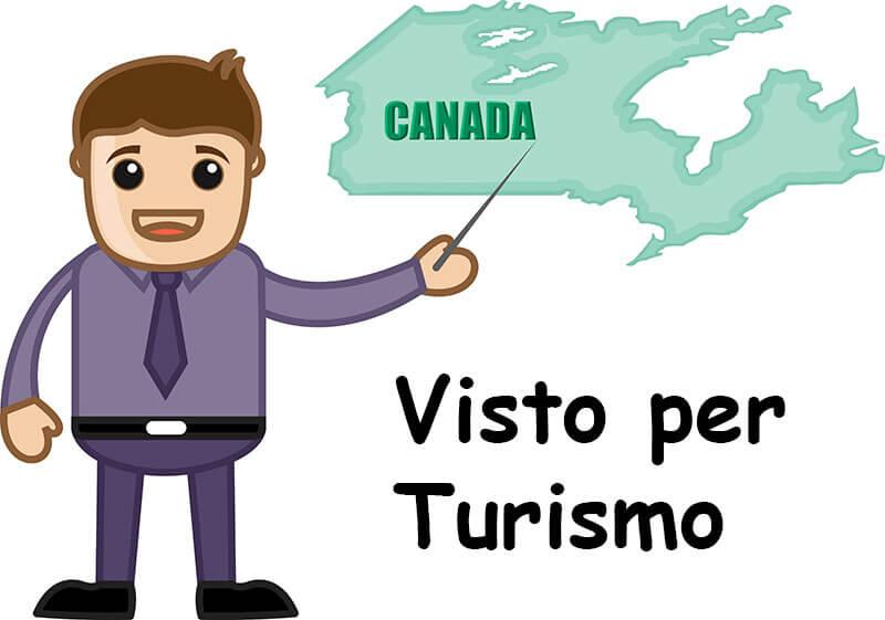 Visto Turismo Canada