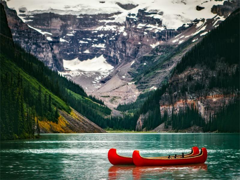 Itinerari Canada