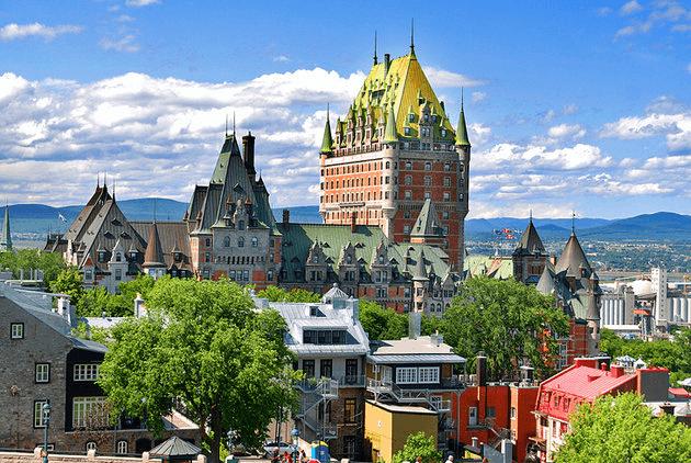 Quebec Ville Canada