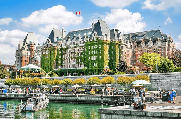 Victoria Harbour Canada