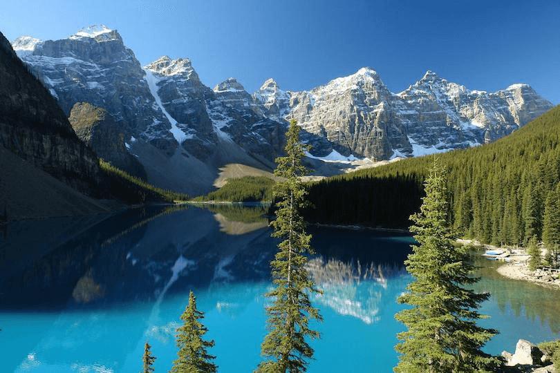 Parco Banff Canada