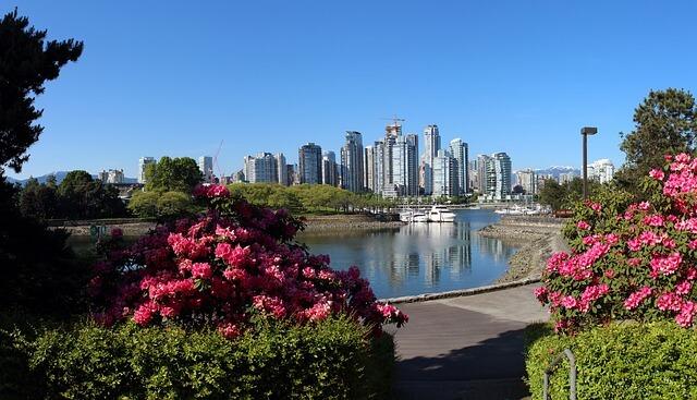 Granville Island Vancouver BC Canada