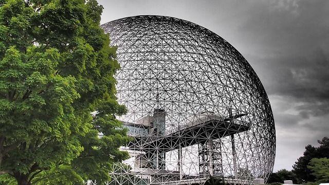Biosphere Montreal Expo