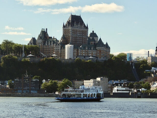 Immenso Chateau Frontenac