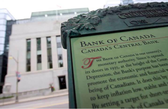 Sede della Banca Centrale del Canada
