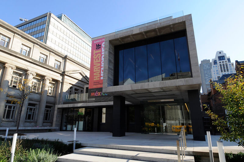 Il Gardiner Museum di Toronto