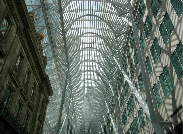 The Path a Toronto